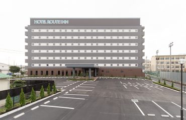 ホテルルートイン阿南新築工事