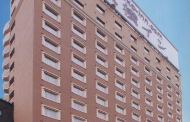 東横イン岡山駅西口新築工事