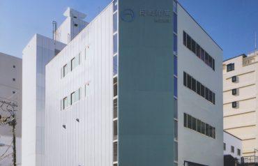 岡崎産業株式会社倉庫棟新築工事