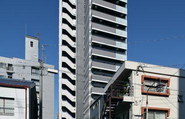 サムティ名古屋市中区千代田3丁目新築工事