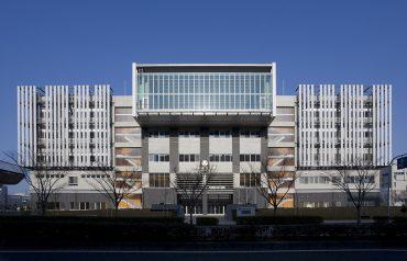 大阪府立大学獣医系学舎新築整備事業建設工事