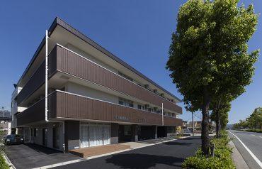 特別養護老人ホームオレンジ姫路新築工事