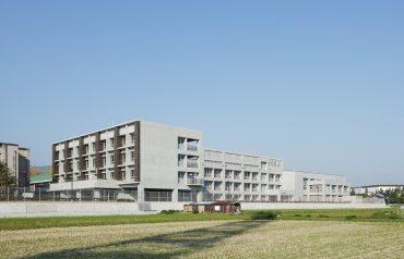 大山崎中学校新校舎建設工事