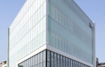 フォルクスワーゲン神戸東新築工事