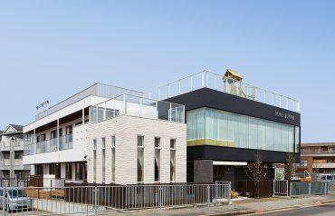 神戸潤和保育園新築工事