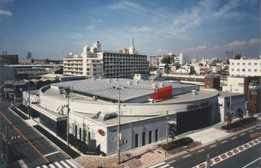 日本交通三先整備工場新築工事