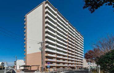 大阪市営大和田第3住宅1号館建設工事